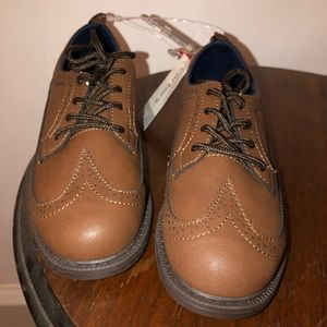 Wingtip Shoes Kids  Size 1